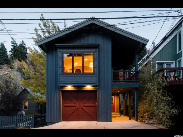 135 DALY AVE, Park City UT 84060