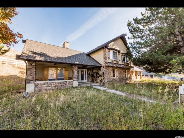 Single Family for Sale at 2100 CANYON Road 2100 CANYON Road Smithfield, Utah 84335 United States
