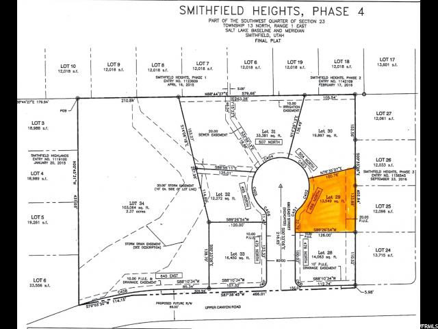 Additional photo for property listing at Address Not Available  Smithfield, Utah 84335 United States