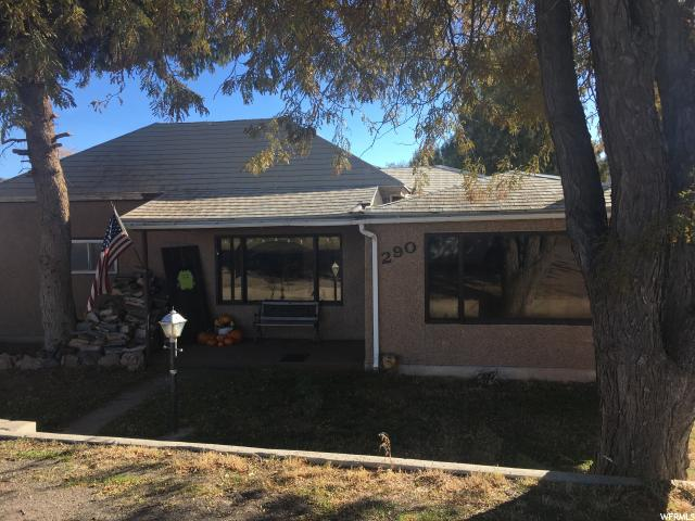 Single Family for Sale at 290 N STATE 290 N STATE Sigurd, Utah 84657 United States