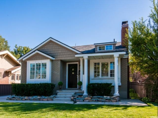 1460 E WESTMINSTER AVE, Salt Lake City UT 84105
