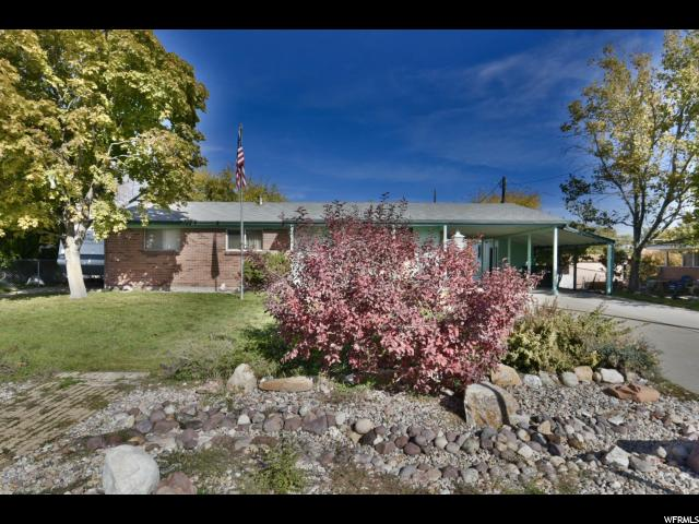 4032 W BENVIEW DR, West Valley City UT 84120