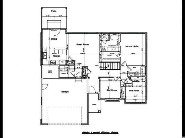 1081 S 700 Tremonton, UT 84337 - MLS #: 1487089