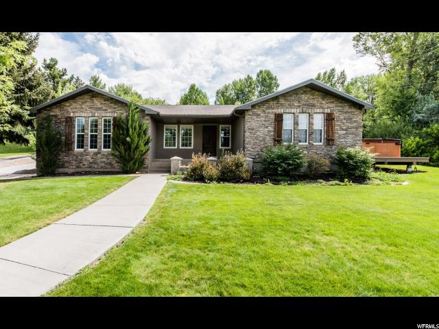 118 N MOUNTAIN VIEW DR, Hyde Park UT 84318