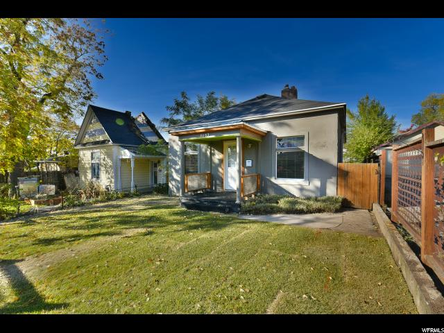 1057 E FULLER AVE, Salt Lake City UT 84102