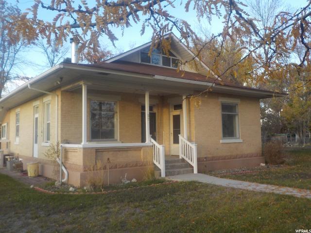 单亲家庭 为 销售 在 37 E 500 S 37 E 500 S Gunnison, 犹他州 84634 美国