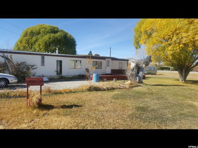 Single Family Home for Sale at 24 S 300 E 24 S 300 E Huntington, Utah 84528 United States