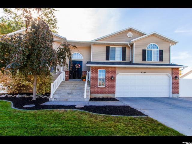 Single Family for Sale at 2281 W 1300 N 2281 W 1300 N Layton, Utah 84041 United States