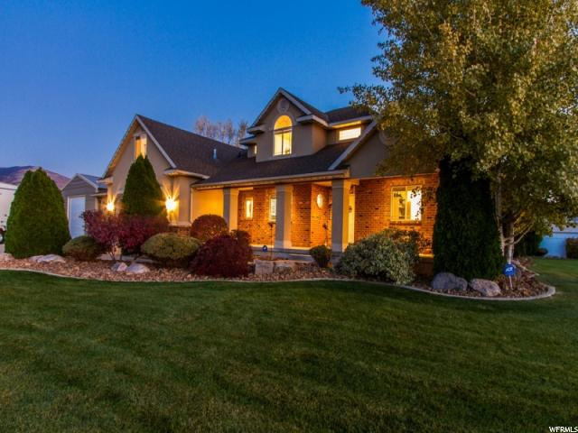 Single Family للـ Sale في 1217 JESSIS MEADOW Circle 1217 JESSIS MEADOW Circle West Bountiful, Utah 84087 United States