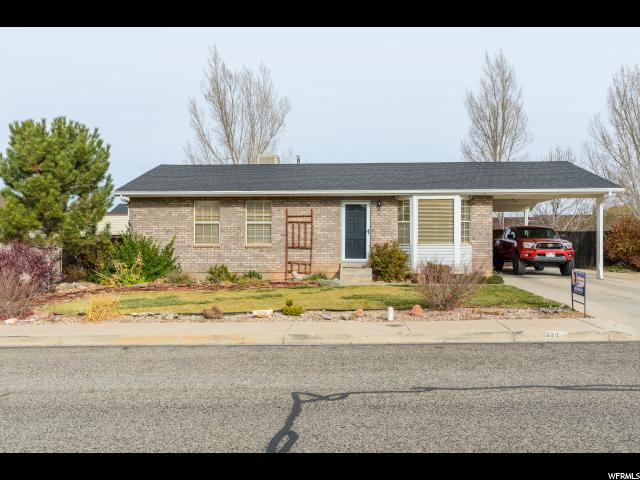 334 W 1650 Cedar City, UT 84721 - MLS #: 1487344