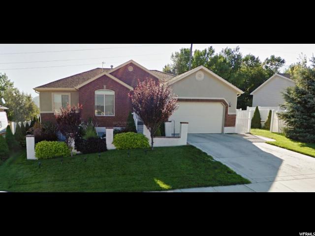 Unifamiliar por un Venta en 2301 S GOODNIGHT Drive 2301 S GOODNIGHT Drive Springville, Utah 84663 Estados Unidos