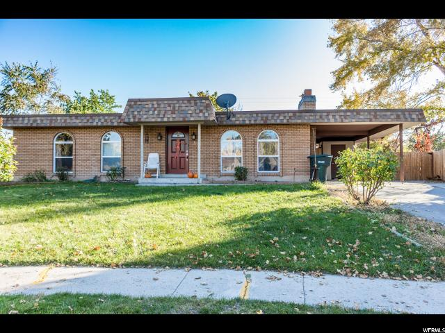 3119 W BEDFORD RD, West Valley City UT 84119