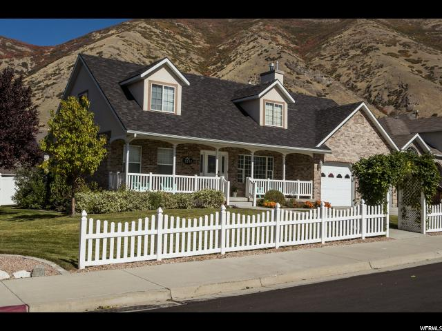 Single Family for Sale at 1317 E 200 S 1317 E 200 S Springville, Utah 84663 United States
