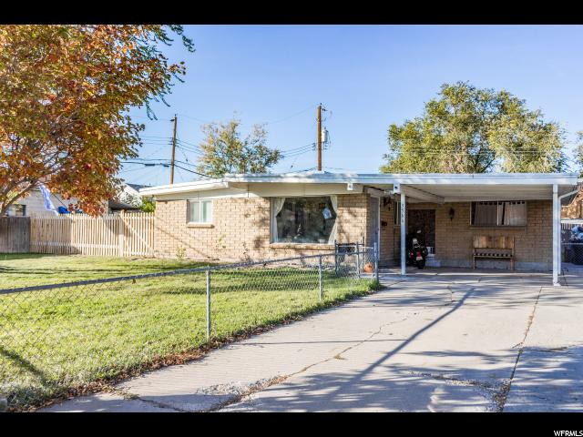 3566 W CHRISTY AVE, West Valley City UT 84119