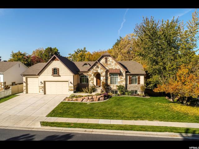 单亲家庭 为 销售 在 973 N 700 W 973 N 700 W West Bountiful, 犹他州 84087 美国