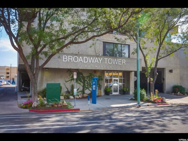 230 E BROADWAY Unit 607 Salt Lake City, UT 84111 - MLS #: 1487526