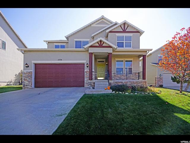 Single Family for Sale at 1774 E LONE OAK Drive 1774 E LONE OAK Drive Draper, Utah 84020 United States