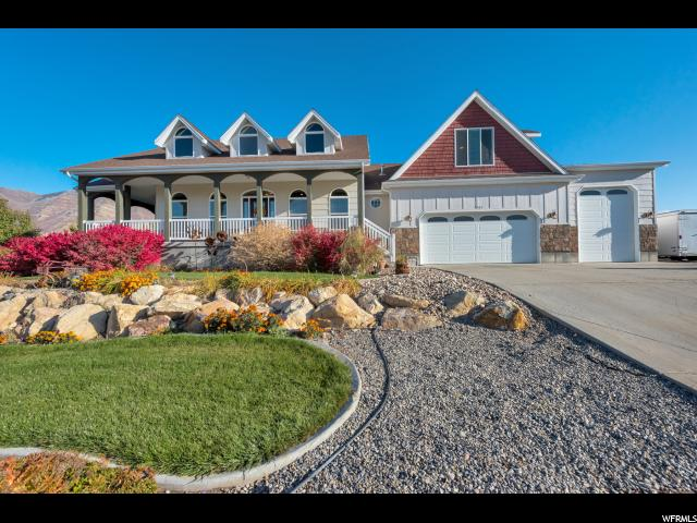 Single Family for Sale at 7262 N RIDGE Road 7262 N RIDGE Road Lake Point, Utah 84074 United States