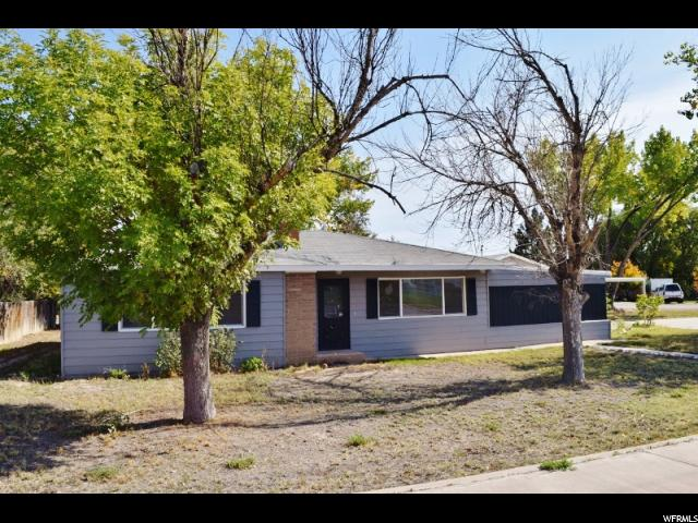 Single Family for Sale at 450 N LONG Street 450 N LONG Street Green River, Utah 84525 United States