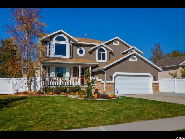 2147 E VILLAGE POINT WAY, Sandy UT 84093