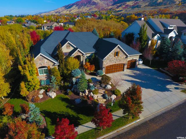 Single Family for Sale at 1527 HIDDEN SPRINGS PKWY 1527 HIDDEN SPRINGS PKWY Fruit Heights, Utah 84037 United States
