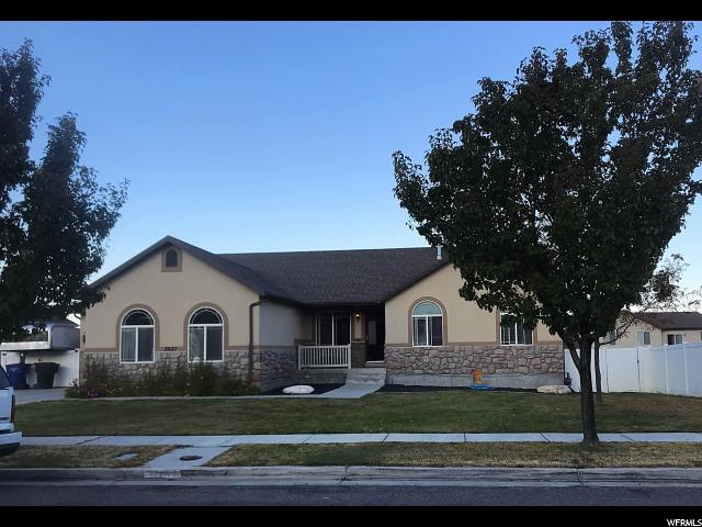 Single Family for Sale at 3621 S BLAZING OAK Drive 3621 S BLAZING OAK Drive Magna, Utah 84044 United States