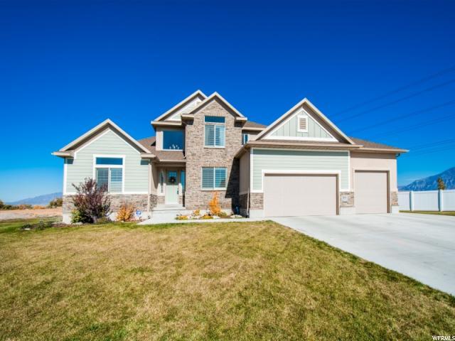 Single Family for Sale at 328 W SERENITY 328 W SERENITY Vineyard, Utah 84058 United States