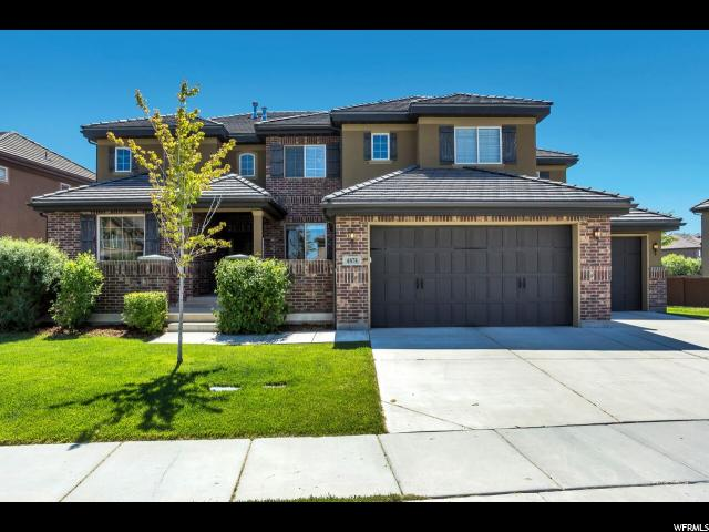 4874 N WHISPER WOOD DR, Lehi UT 84043
