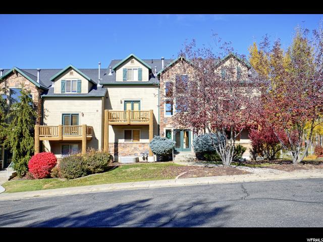 Appartement en copropriété pour l Vente à 3555 N FOX RUN 3555 N FOX RUN Unit: 311 Eden, Utah 84310 États-Unis