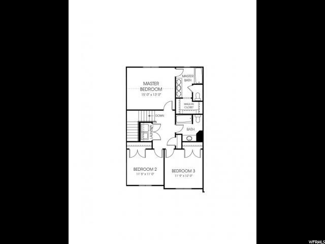 4151 W RIVER SHADE LN Unit 353 Herriman, UT 84096 - MLS #: 1487778