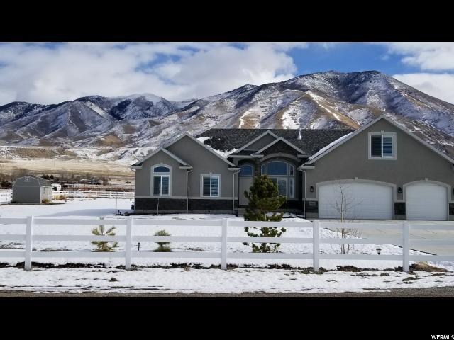 Unifamiliar por un Venta en 4750 N DROUBAY Road 4750 N DROUBAY Road Erda, Utah 84074 Estados Unidos