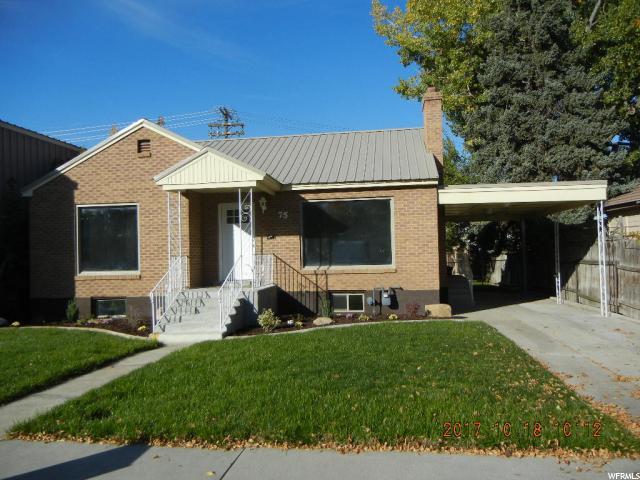 75 N 100 Spanish Fork, UT 84660 - MLS #: 1487831