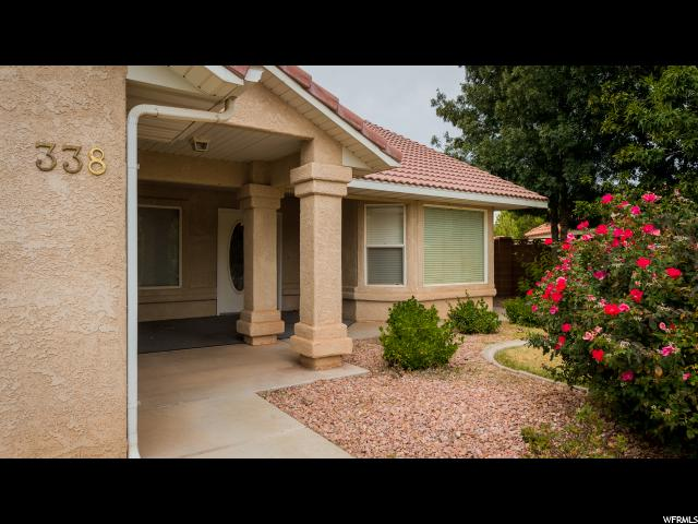 338 S PARKSIDE CIR St. George, UT 84770 - MLS #: 1487834
