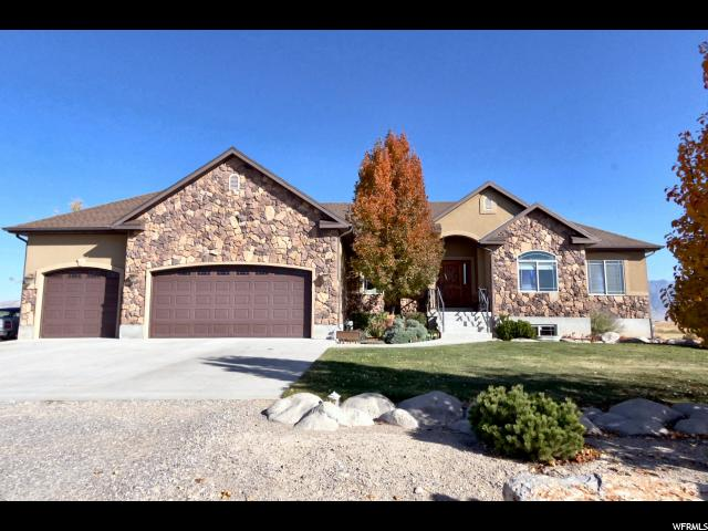 Single Family for Sale at 1340 S 1000 W 1340 S 1000 W Tremonton, Utah 84337 United States