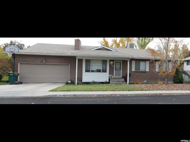 Single Family for Sale at 335 W 1500 N 335 W 1500 N Orem, Utah 84057 United States