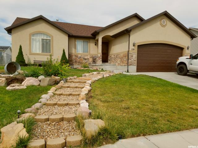 Single Family for Sale at 139 ASPEN WAY 139 ASPEN WAY Grantsville, Utah 84029 United States