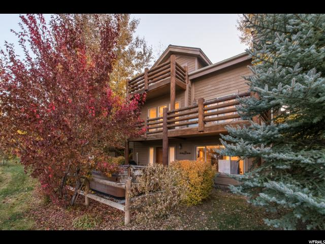 5480 CROSS COUNTRY WAY, Park City UT 84098