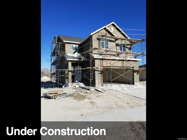 4954 N GOOSEFOOT DR Unit 49, Eagle Mountain UT 84005