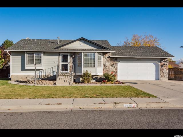 Один семья для того Продажа на 6236 W 3180 S 6236 W 3180 S West Valley City, Юта 84128 Соединенные Штаты