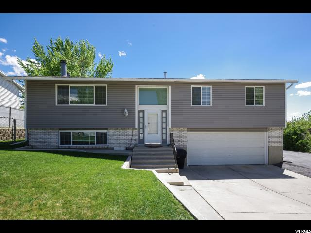 Single Family for Sale at 1063 W 150 N 1063 W 150 N Orem, Utah 84057 United States