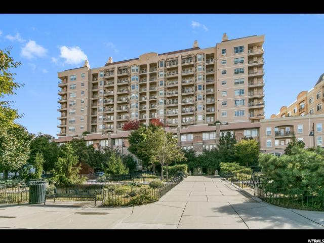 Home for sale at 5 S 500 West #618, Salt Lake City, UT 84101. Listed at 240000 with 1 bedrooms, 1 bathrooms and 753 total square feet