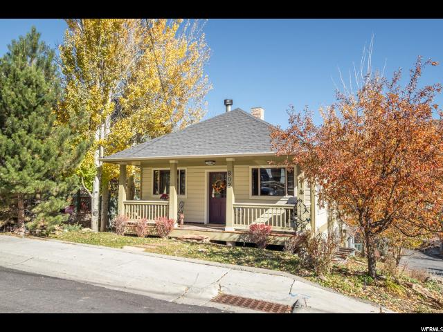 Single Family for Sale at 802 NORFOLK Avenue 802 NORFOLK Avenue Park City, Utah 84060 United States