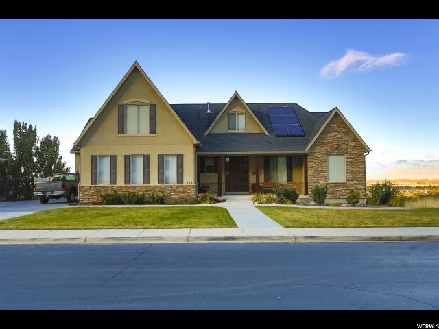 Casa Unifamiliar por un Venta en 9551 N CANYON HEIGHTS Drive 9551 N CANYON HEIGHTS Drive Cedar Hills, Utah 84062 Estados Unidos