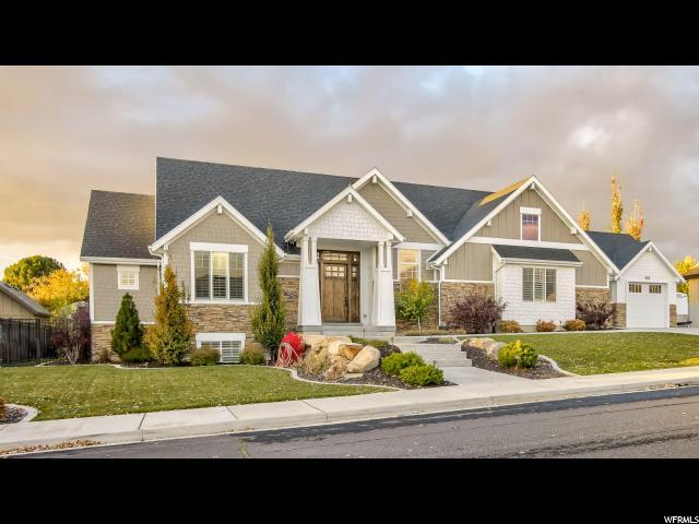 Один семья для того Продажа на 905 E FENCE POST Road 905 E FENCE POST Road Fruit Heights, Юта 84037 Соединенные Штаты