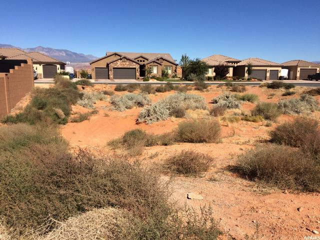 Land for Sale at 2714 S 3820 W Circle 2714 S 3820 W Circle Hurricane, Utah 84737 United States