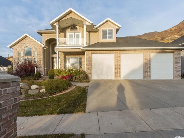 Unique la famille pour l Vente à 2142 N PARK HILLS Drive 2142 N PARK HILLS Drive Centerville, Utah 84014 États-Unis