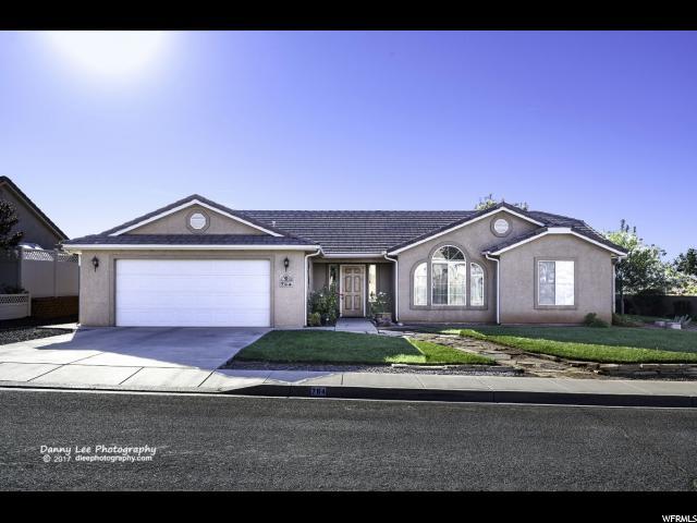 Unifamiliar por un Venta en 764 PRAYA Drive 764 PRAYA Drive Ivins, Utah 84738 Estados Unidos