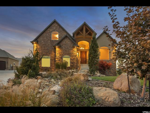 Single Family for Sale at 77 E NINE IRON Court 77 E NINE IRON Court Saratoga Springs, Utah 84045 United States