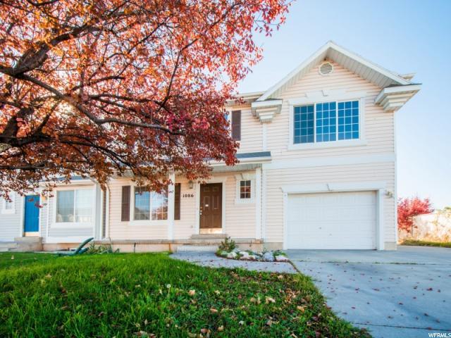 Twin Home للـ Sale في 1086 E 200 N 1086 E 200 N Spanish Fork, Utah 84660 United States