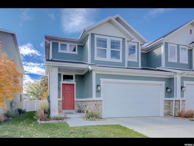 Townhouse for Sale at 461 E WINDY GARDEN Lane 461 E WINDY GARDEN Lane Salt Lake City, Utah 84107 United States